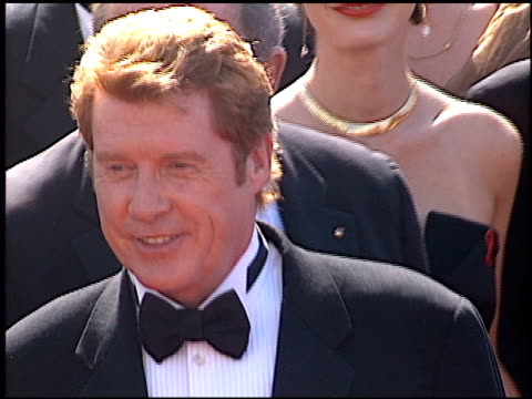 michael crawford at the 1998 emmy awards at the shrine auditorium in los angeles, california on september 13, 1998. - michael crawford stock videos & royalty-free footage