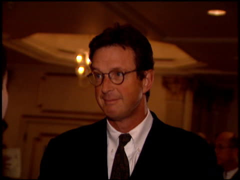 Michael Crichton at the 1995 Producers Guild Golden Laurel Awards at the Regent Beverly Wilshire Hotel in Beverly Hills California on March 8 1995
