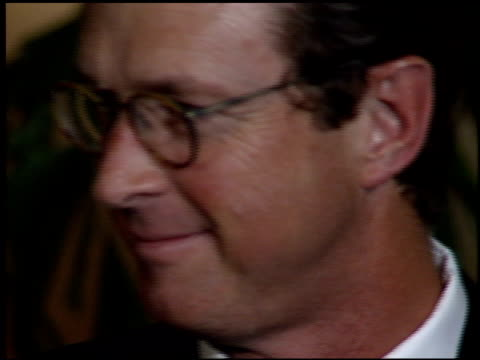 michael crichton at the dga awards at dga theater in los angeles california on march 11 1995 - dga theater stock videos & royalty-free footage
