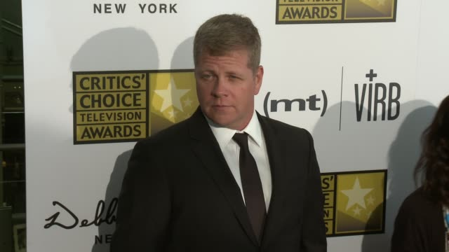 Michael Cudlitz at Broadcast Television Journalists Association's 3rd Annual Critics' Choice Television Awards on 6/10/2013 in Beverly Hills CA