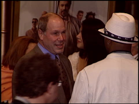 michael d eisner at the premiere of 'the ladykillers' at the el capitan theatre in hollywood, california on march 12, 2004. - el capitan theatre stock videos & royalty-free footage