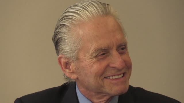 michael douglas united nations messenger of peace gave a press conference in geneva on thursday on un led efforts for disarmament during which he... - disarmament stock videos and b-roll footage