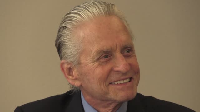 michael douglas united nations messenger of peace gave a press conference in geneva on thursday on un led efforts for disarmament during which he... - nominee stock videos & royalty-free footage
