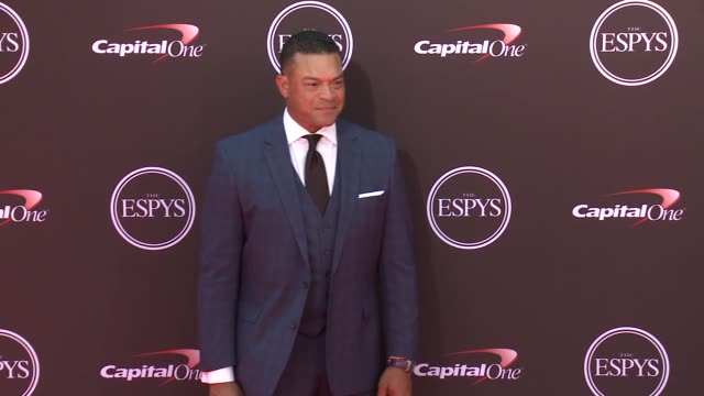 Michael Eaves at The 2018 ESPYS at Microsoft Theater on July 18 2018 in Los Angeles California