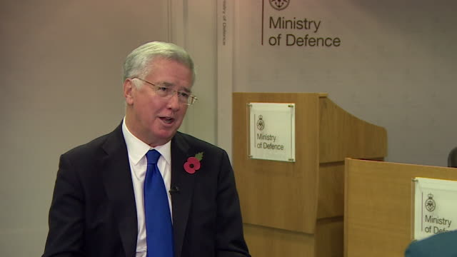 Michael Fallon saying the culture in Westminster has changed and what was acceptable before is not acceptable now