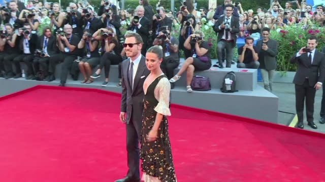 Michael Fassbender and Alicia Vikander a real life couple are the stars in The Light Between Oceans a suspenseful melodrama who had critics at the...