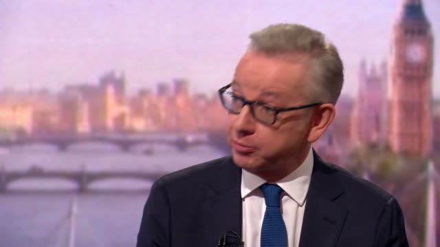 Michael Gove saying he was fortunate not to go to prison for cocaine use and he has seen the damage that drugs do