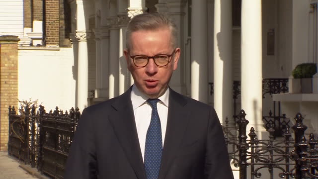 michael gove saying mp's have been doing everything we can to observe coronavirus regulations in the house of commons - obedience stock videos & royalty-free footage