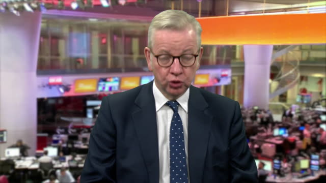 michael gove urging members of the public to follow coronavirus rules - guidance stock videos & royalty-free footage