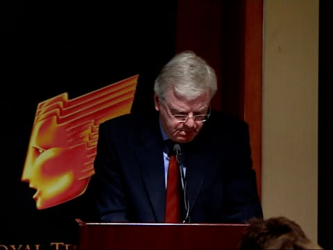 michael grade delivers speech to royal television society of course the old duopoly had a significant downside in terms of poor job mobility... - claustrophobia stock videos & royalty-free footage