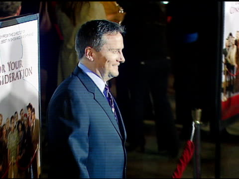 michael hitchcock at the 'for your consideration' los angeles premiere at director's guild of america in los angeles, california on november 13, 2006. - director's guild of america stock videos & royalty-free footage