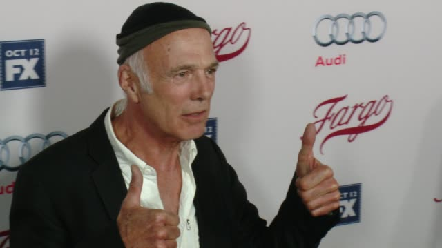 michael hogan at fx's fargo los angeles premiere at arclight cinemas on october 07 2015 in hollywood california - arclight cinemas hollywood stock videos & royalty-free footage