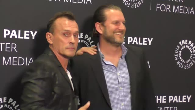 michael horowitz robert knepper at the 2017 paleylive la spring season 'prison break' screening and conversation on march 29 2017 in beverly hills... - michael horowitz stock videos & royalty-free footage