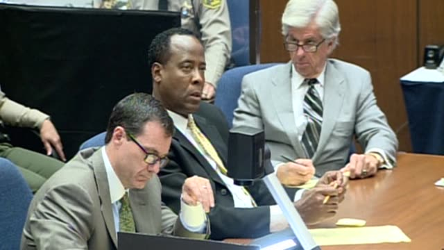 michael jackson's doctor conrad murray should have called 911 more quickly when he found the star not breathing the medic's star witness conceded... - prosecutor stock videos & royalty-free footage