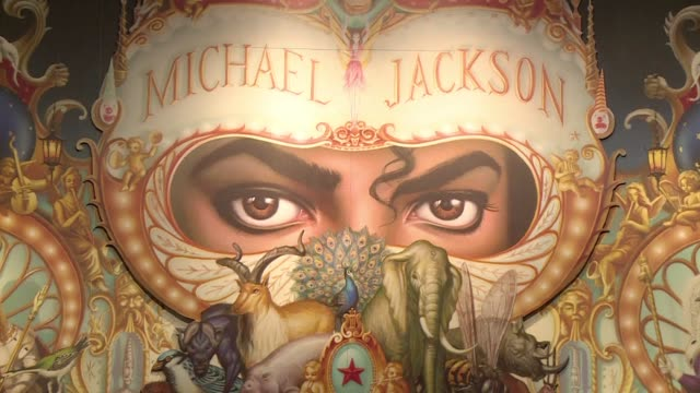 michael jackson's legacy as a pop culture and artistic icon is showcased at a new exhibition at london's national portrait gallery - national icon stock videos and b-roll footage