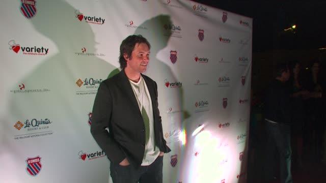 Michael Johns at the 6th Annual KSwiss Desert Smash at La Quinta CA