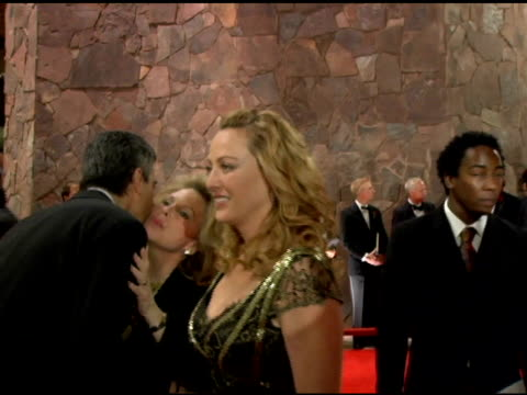 michael london and virginia madsen at the 2006 palm springs international film festival gala at palm springs convention center in palm springs,... - virginia madsen stock videos & royalty-free footage