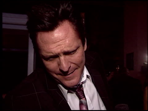 michael madsen at the 2005 night of 100 stars oscar party at the beverly hilton in beverly hills, california on february 27, 2005. - michael madsen stock videos & royalty-free footage
