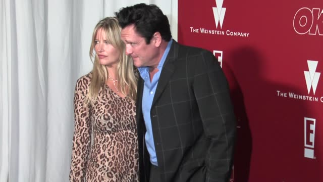 michael madsen at the 2006 weinstein company pre-oscar party at the pacific design center in west hollywood, california on march 4, 2006. - michael madsen stock videos & royalty-free footage