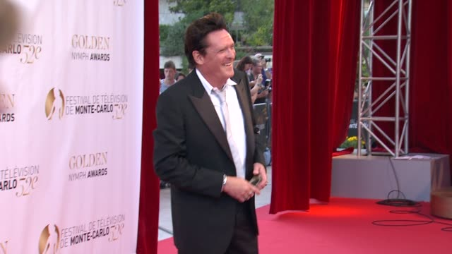 michael madsen at the 52nd annual monte carlo television festival michael madsen at the 52nd annual monte carlo tele on june 14, 2012 in monte carlo,... - michael madsen stock videos & royalty-free footage