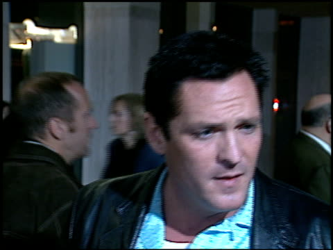 michael madsen at the 'donnie brasco' premiere on february 24, 1997. - michael madsen stock videos & royalty-free footage