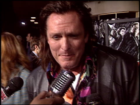 michael madsen at the 'sin city' premiere on march 28, 2005. - michael madsen stock videos & royalty-free footage