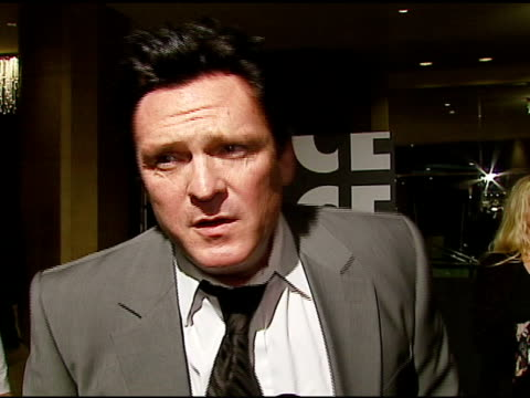 Michael Madsen on the event Danny Huston Quentin Tarantino editors at the 57th ACE Eddie Awards on February 18 2007