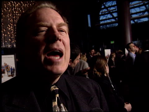 michael mckean at the 'a mighty wind' premiere at director's guide dga theater in los angeles california on april 14 2003 - dga theater stock videos & royalty-free footage