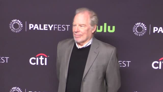 michael mckean at the paley center for media 'better call saul' presentation at paleyfest at the dolby theatre in hollywood at celebrity sightings in... - paley center for media los angeles stock videos & royalty-free footage