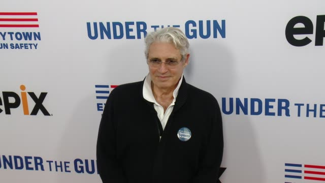 michael nouri at the under the gun los angeles premiere at samuel goldwyn theater on may 03 2016 in beverly hills california - samuel goldwyn theater stock videos & royalty-free footage