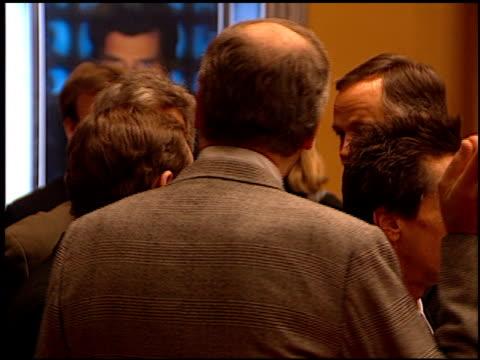 michael ovitz at the 'ransom' premiere on november 1, 1996. - michael ovitz stock videos & royalty-free footage