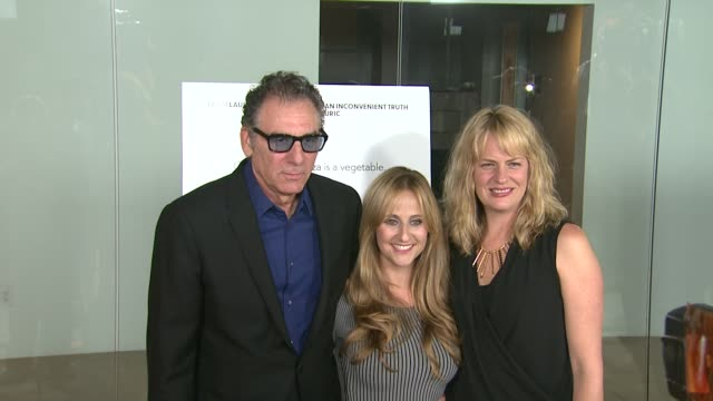 Michael Richards and Stephanie Soechtig at the Fed Up Los Angeles Premiere at Pacific Design Center on May 08 2014 in West Hollywood California