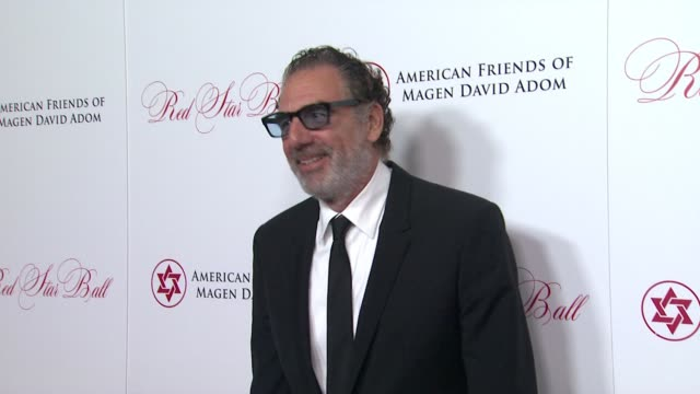 Michael Richards at American Friends Of Magen David Adom's Red Star Ball at The Beverly Hilton Hotel on October 22 2015 in Beverly Hills California