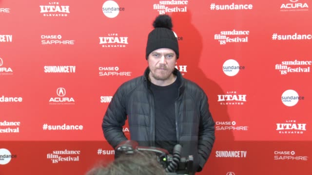 Michael Shannon at the 'What They Had' World Premiere 2018 Sundance Film Festival at Eccles Center Theatre on January 21 2018 in Park City Utah