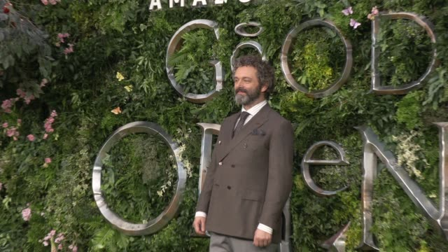 michael sheen at odeon luxe leicester square on may 28, 2019 in london, england. - michael sheen bildbanksvideor och videomaterial från bakom kulisserna