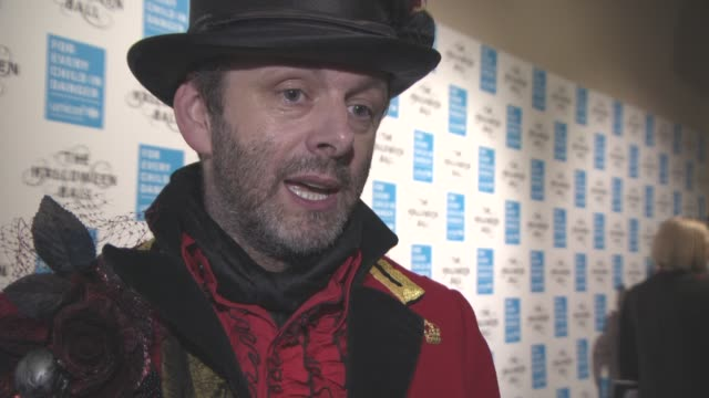 INTERVIEW Michael Sheen on the Syrian crisis the importance of supporting the refugees seeing first hand the refugee camps celebrating The Halloween...