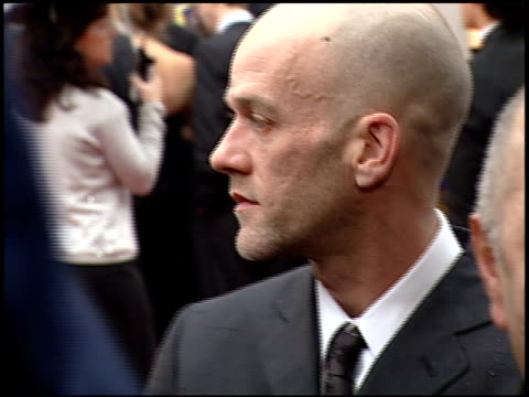Michael Stipe at the 2000 Golden Globe Awards at the Beverly Hilton in Beverly Hills California on January 23 2000