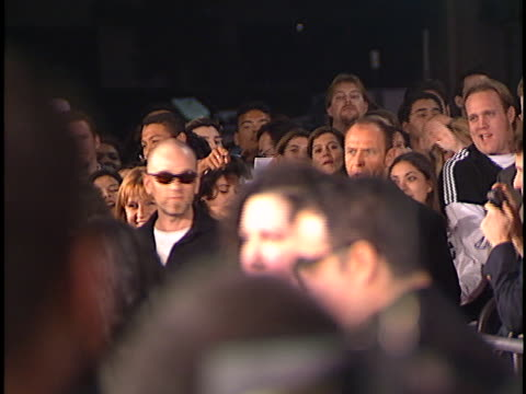 Michael Stipe at the Broken Arrow Premiere at Westwood in Westwood CA