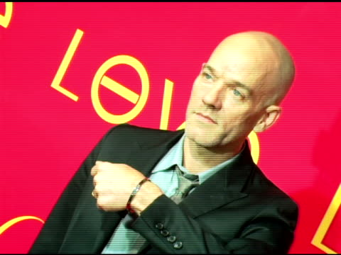 Michael Stipe at the Cartier and Interview Magazine Celebration of Love at the Cartier Mansion in New York New York on June 8 2006