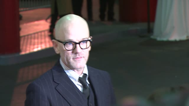 Michael Stipe at the Food Bank For New York City's 25th Anniversary and 5th Annual CanDo Awards Dinner at Abigail Kirsch's Pier Sixty at Chelsea...