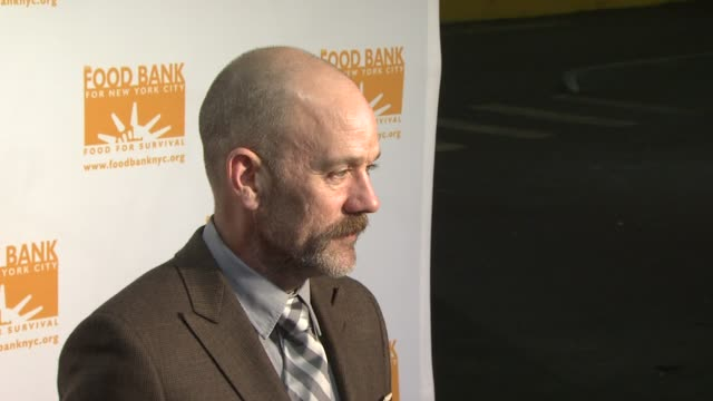 Michael Stipe at the Food Bank For New York City's 6th Annual CanDo Awards Dinner at New York NY