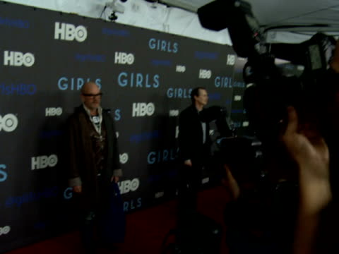 michael stipe posing for paparazzi and walking along the red carpet at the nyu skirball center - michael stipe stock videos & royalty-free footage