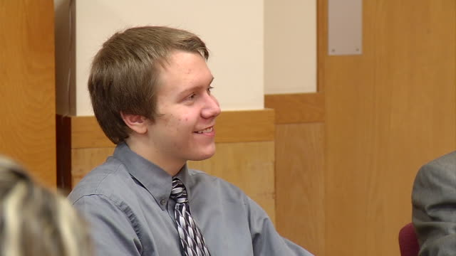 michael swanson sentenced for the deaths of both iowa store clerks he shot and killed last november. - sentencing stock videos & royalty-free footage
