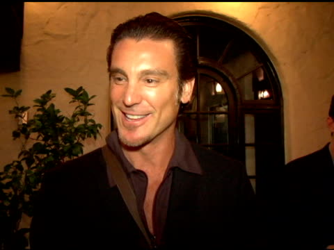 michael t weiss at the opening night of august wilson's 'fences' at pasadena playhouse in pasadena california on september 1 2006 - weiß stock videos & royalty-free footage