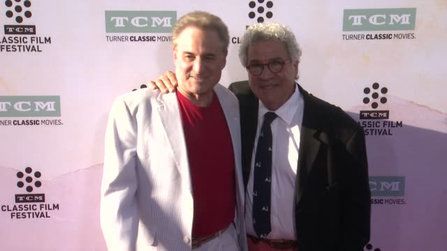 michael tucci barry pearl at the 50th anniversary screening of the sound of music at tcl chinese theatre imax on march 26 2015 in hollywood california - tcl chinese theatre stock videos & royalty-free footage