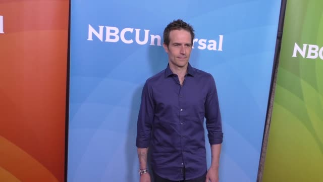 michael vartan at the 2017 nbcuniversal summer press day on march 21 2017 in beverly hills california - michael vartan stock videos & royalty-free footage