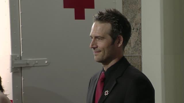 michael vartan at the american red cross of santa monica's annual 'red tie affair' at santa monica ca - michael vartan stock videos & royalty-free footage