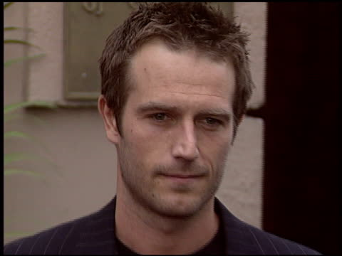 michael vartan at the hollywood helping hands fundraiser at avalon in hollywood california on june 2 2005 - michael vartan stock videos & royalty-free footage