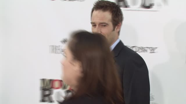 michael vartan at the movies rock a celebration of music in film at the kodak theatre in hollywood california on december 2 2007 - michael vartan stock videos & royalty-free footage