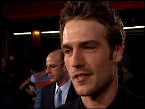 michael vartan at the 'never been kissed' premiere at grauman's chinese theatre in hollywood california on march 30 1999 - michael vartan stock videos & royalty-free footage